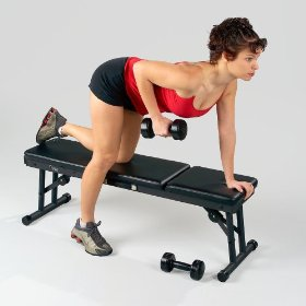 Portable Exercise Bench